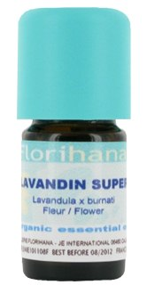 Lavandin Super essential oil image