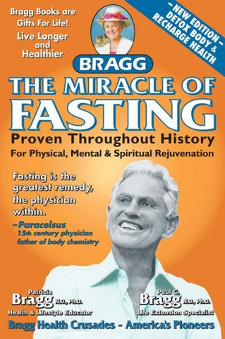 The Miracle of Fasting book cover image