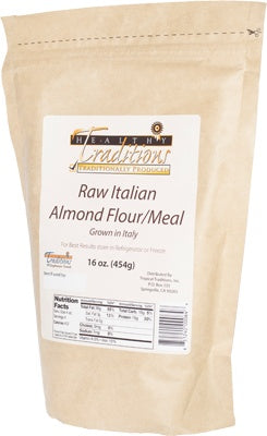 Raw Italian Almond Flour/Meal