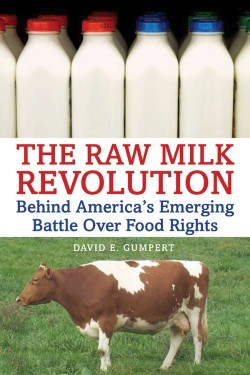 Raw Milk Revolution by David Gumpert Book cover image