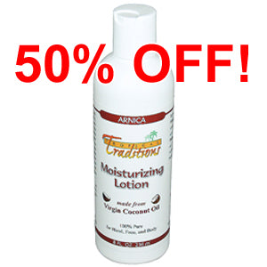 Moisturizing Lotion - 8 oz - Arnica