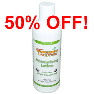 Moisturizing Lotion - 8 oz - Citrus