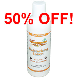 Moisturizing Lotion - 8 oz - Unscented