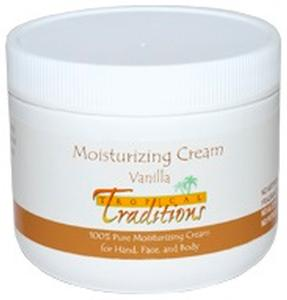 Moisturizing Cream - 4 oz. - Vanilla