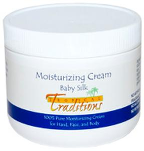 Moisturizing Cream - 4 oz. - Baby Silk