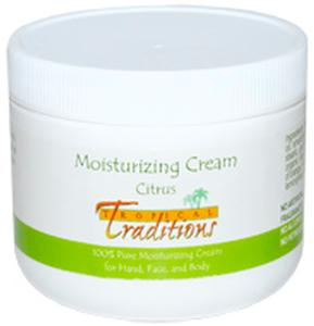 Moisturizing Cream - 4 oz. - Citrus