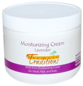 Moisturizing Cream - 4 oz. - Lavender - HBC