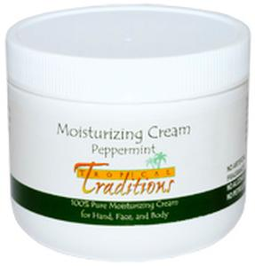 Moisturizing Cream - 4 oz. - Peppermint - HBC