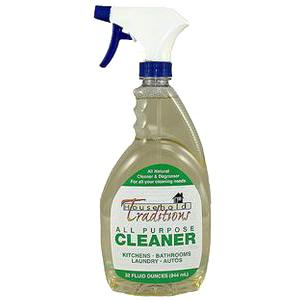 All Purpose Non-toxic Household Cleaner - 32-oz - HBC