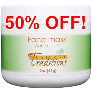 2-oz - Face Mask - Antioxidant