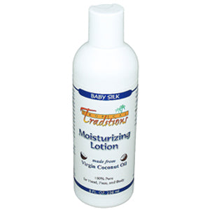 Moisturizing Lotion - 8 oz. - Baby Silk - HBC