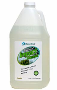 Benefect Impact Botanical Carpet Cleaner - 1 gallon