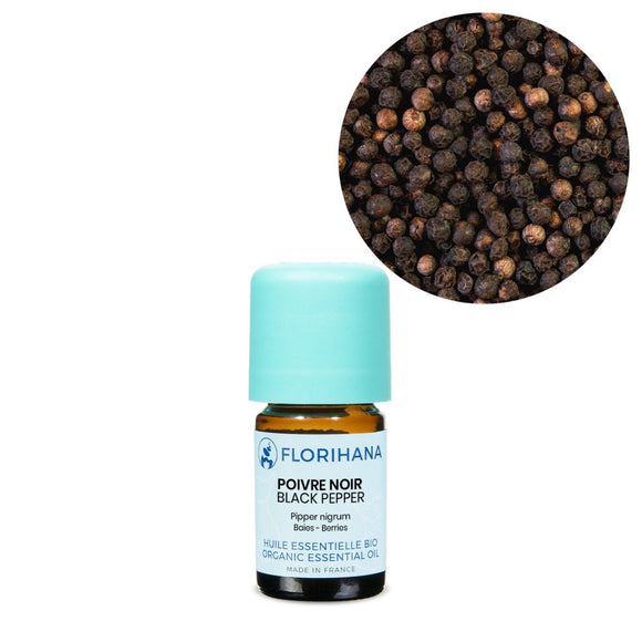 Black Pepper  Essential Oil - 5g