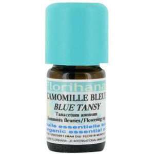 Blue Chamomile Essential Oil - 5g