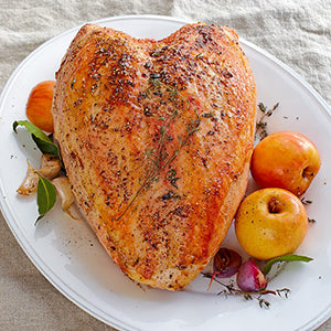 Turkey Bone-in Breast - 1 Per Package - avg. 11.8 lbs.