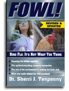 Book - FOWL! Bird Flu: It's Not What You Think - by Dr. Sherri Tenpenny - HBC