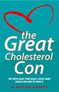 Book - The Great Cholesterol Con - HBC