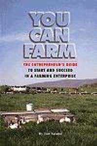 Book - You Can Farm, by Joel Salatin