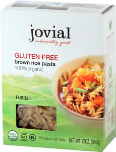 Brown Rice Fusilli - 12 oz.