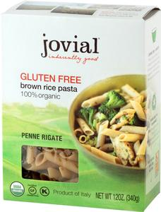 Brown Rice Penne Rigate - 12 oz.