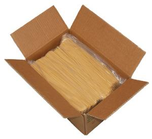 Bulk Spaghetti  - Organic Whole Durum Wheat Pasta - 11 lb. package