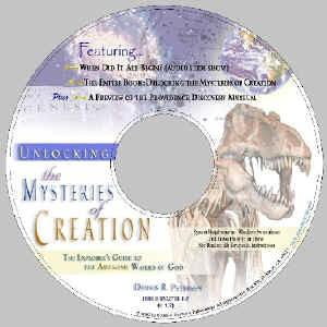 CD-ROM - Unlocking The Mysteries of Creation