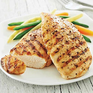 Pastured Poultry Boneless Chicken Breast, 2 per pack - approx. 1 lb. (2-pack minimum)