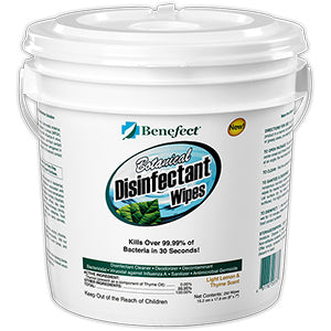 Benefect Botanical Disinfectant Wipes