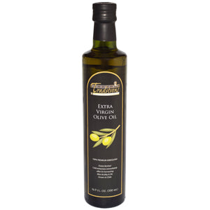 Estate-bottled Chilean Extra Virgin Olive Oil - 16.9 oz. - HBC