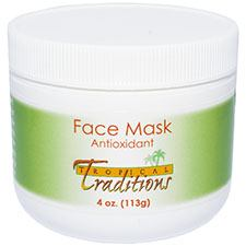 4-oz - Face Mask - Antioxidant - HBC