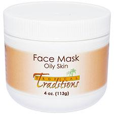4-oz - Face Mask - Oily Skin - HBC