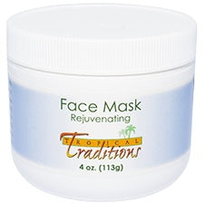 4-oz - Face Mask - Rejuvenating