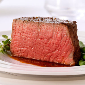 Grass-fed Beef - Filet Mignon - approx. 10 oz./pkg (3-pkg minimum)
