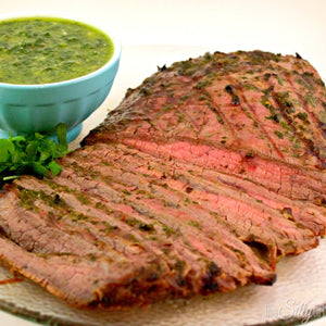 Bison Flank Steak - approx. 1lb.
