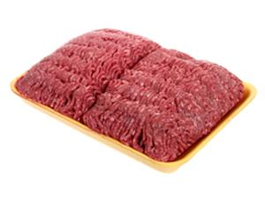 Grass-fed Ground Beef - approx. 1 lb. each - approx. 6 lbs. total