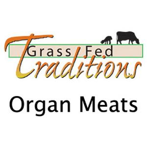Grass-fed Lamb, Kidney - approx. 10.5 oz. ea. (minimum of 8)