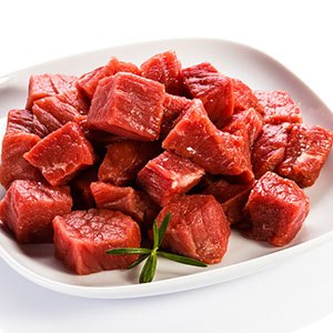 Grass-fed Lamb, Stew Meat - approx. 1 lb. (8 packages minimum)