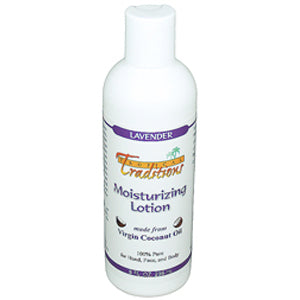 Moisturizing Lotion - 8 oz. - Lavender - HBC