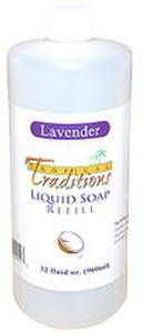 Liquid Soap Refill - 32 oz. - Lavender