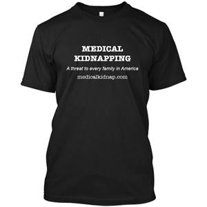 Medical Kidnap Tee Shirt – X-Large