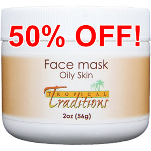 2-oz - Face Mask - Oily Skin