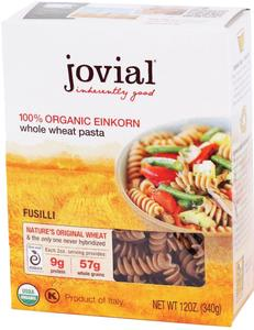 Organic Einkorn Whole Grain Fusilli - 12 oz. - HBC