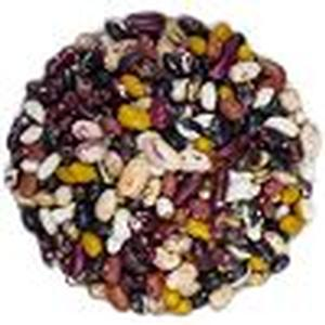 Organic Heirloom Dry Shell Bean Mix - approx. 1 lb. bag - HBC