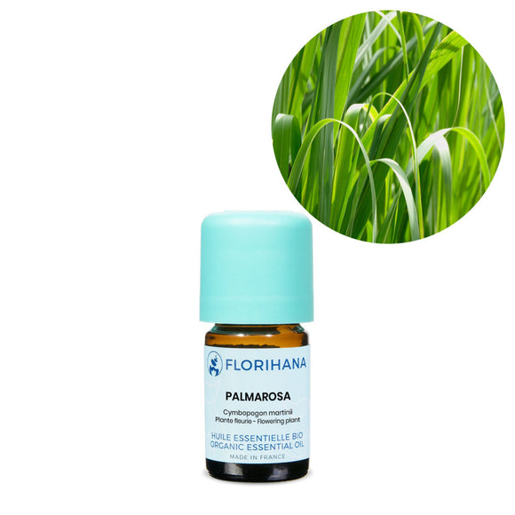 Palmarosa Essential Oil – 5g