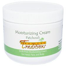 Moisturizing Cream - 4 oz. - Patchouli - HBC