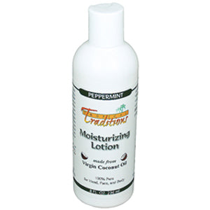 Moisturizing Lotion - 8 oz. - Peppermint - HBC