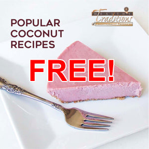 Popular Coconut Recipes eBook - 31 Recipes