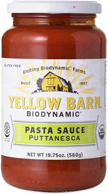 Puttanesca Pasta Sauce 19.75 oz - HBC - DISCONTINUED