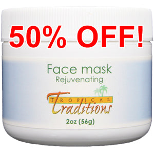 2-oz - Face Mask - Rejuvenating