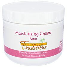 Moisturizing Cream - 4 oz. - Rose